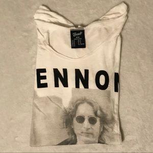 John Lennon Woman's T-Shirt